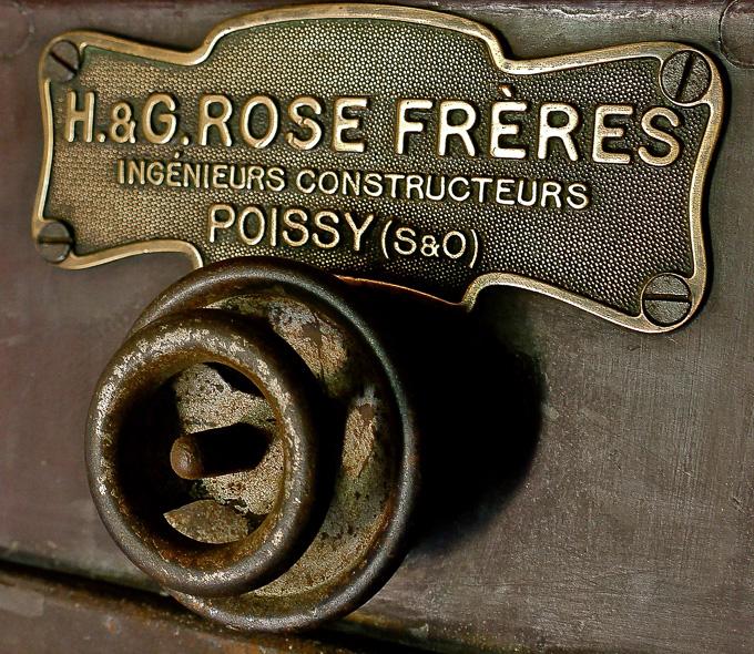De la marque Rose frères