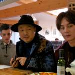 Xu Zheng (avec le chapeau) et Yin Zheng, acteurs